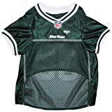 Pets First NFL New York Jets Jersey, Large, My Pet Supplies