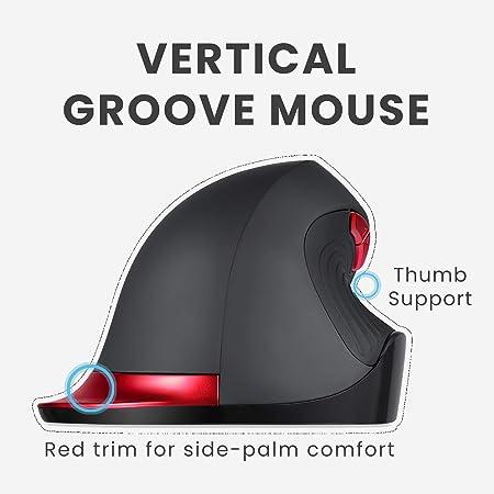 Perixx Perimice 518 Ergonomische Vertikale Maus Für Computer Zubehör