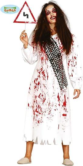 Disfraz de Chica de la Curva sangrienta: Amazon.es: Juguetes y juegos