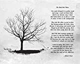 Robert Frost The Road Not Taken Museum Quality Fine Art Print sold by Great Art Now, size 20x16 inches. This print is popular in our Art by Room, Inspirational Art, Poetry Art, Quote Art, Art by Venue, Office Art, Living Room Art, Home Office Art, Fa...