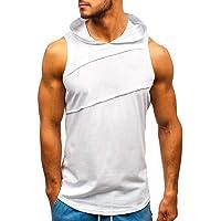 OPAKY Camiseta de Tirantes Deporte Hombre Hombres Chaqueta