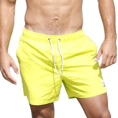 67d07af78f Taddlee Swimwear Men Swim Shorts Board Trunks Surf Short Swimsuits Bathing  Suits(XS,S223