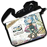 MovieWallscrolls Y's Seven Video Game Stylish Laptop Messenger Bag (15 x 11) Inches [MB] Y's Seven- 4