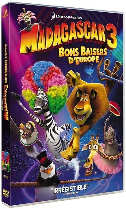 Amazon.com: Madagascar 3: Bons baisers dEurope: José Garcia, Ben Stiller, Anthony Kavanagh, Chris Rock, Jean-Paul Rouve, Eric Darnell, Tom McGrath, ...