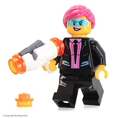 LEGO Ultra Agents Minifigure - Agent Caila Phoenix (from Set 70164): Toys & Games