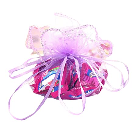 CAOLATOR bolsas para dulces cumpleaños bolsa bolsita de ...