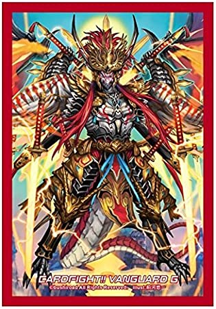 Bushiroad sleeve collection mini Vol.216 fight card! Vanguard G fuse demon Ninja Dragon shibarackba Star : Amazon.es: Juguetes y juegos