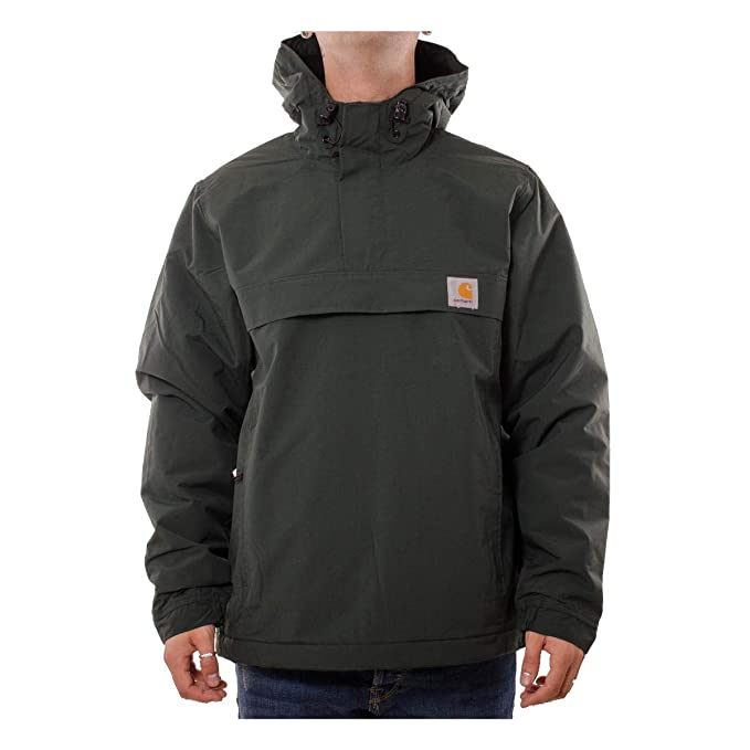 Carhartt Nimbus Pullover Loden Giacca Streetwear Uomo AI18