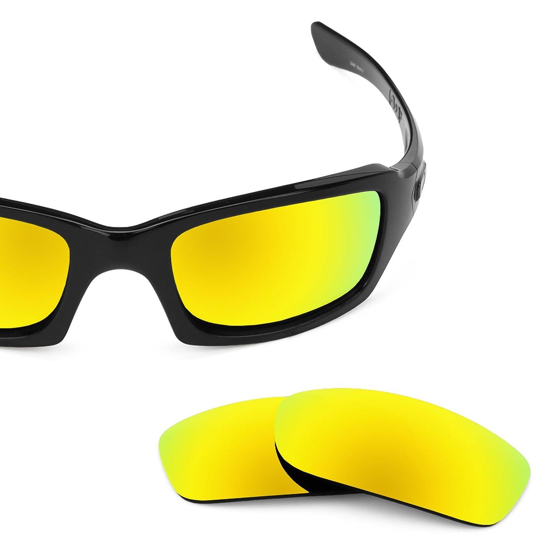 Revant Ersatzlinsen für Oakley Fives Squared Eisblau MirrorShield ...