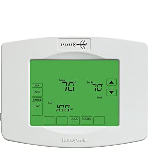 Honeywell Z-Wave Enabled Programmable Thermostat (White)