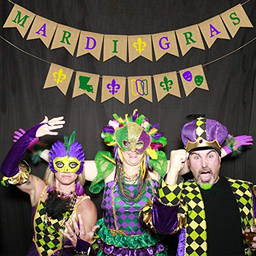 Host a Mardi Gras Celebration