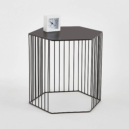 La Redoute Interieurs Chevet Metal Filaire Topim Unique Noir