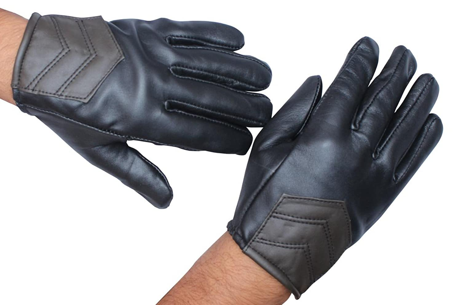 Leather gloves mens jd - Amazon Com Arrow Real Leather Costume Gloves Oliver Queen Arrow Gloves Xs Clothing