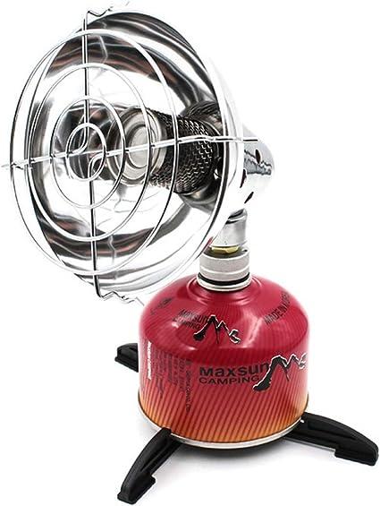 Mini Calentador de Calentador de Gas para Acampar portátil con ...