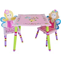 Liberty House Toys Fairy Table and Chair Set
