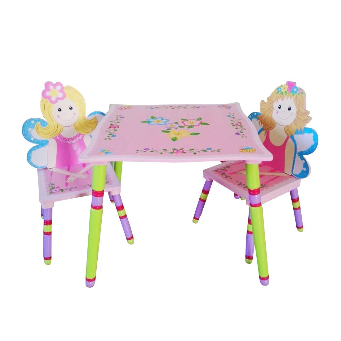 Liberty House Toys Fairy Table and Chair Set LHT10032