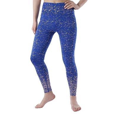 cinnamou Pantalon Yoga Mujer, Fitness Pantalones Slim Fit ...