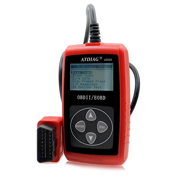 ATDIAG AT330 code reader will help you verify that the repairs were effectively done.