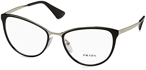 53abbee10ac4 Image Unavailable. Image not available for. Colour: Prada PR 55TV Glasses in  ...