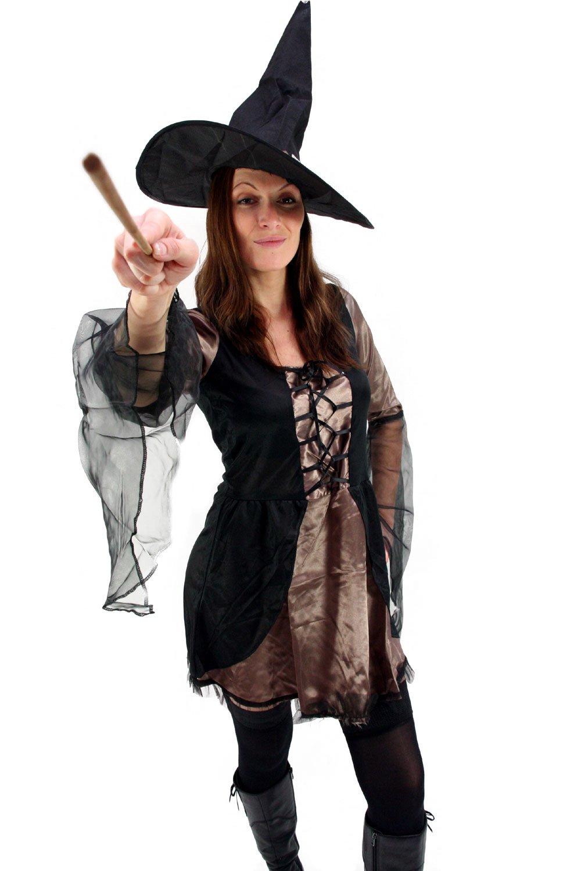 3b8412b4689 Party/Fancy Dress/Halloween Ladies/Women costume Sexy Wicked Witch ...