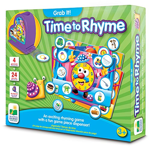 Rhymes Game Match - Grab It! - Time to Rhyme