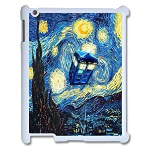 Doctor Who Wholesale DIY Cell Phone Case Cover for iPad 2,3,4, Doctor Who iPad 2,3,4 Phone Case