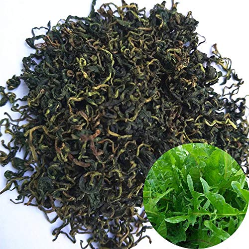 TooGet Wild Dandelion Leaf - Hand-Picked, Natural Dried Dandelion Leaf Loose Tea Wholesale - 4 OZ ()
