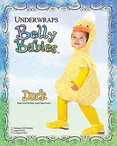 Underwraps Babys Duck Belly-Babies