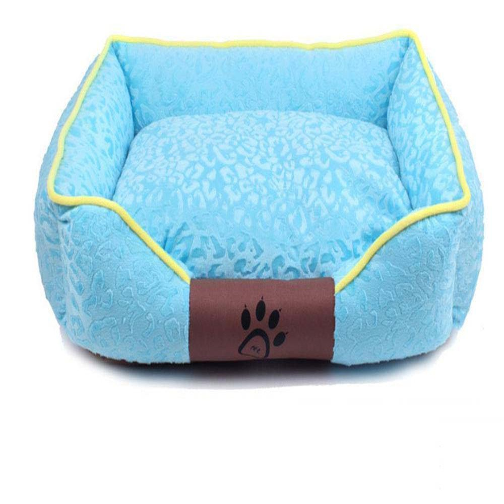 B X-Large B X-Large Weiwei Plush Kennel cat nest pet Nest Winter Dog mat Pet Supplies