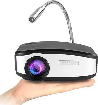 Mini Proyector multimedia, YOKKAO C6 Mini Proyector Digital ...
