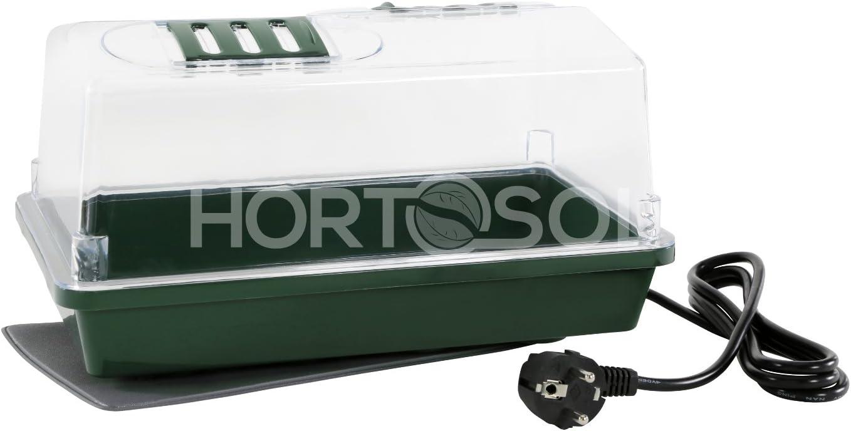 HORTOSOL 10w Invernadero eléctrico calefactora