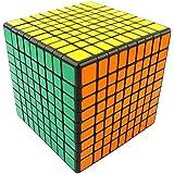 FAVNIC Speed Cube Splaks Magic Cube 9x9x9 Smooth Speed Magic Cube Puzzle (9x9x9)