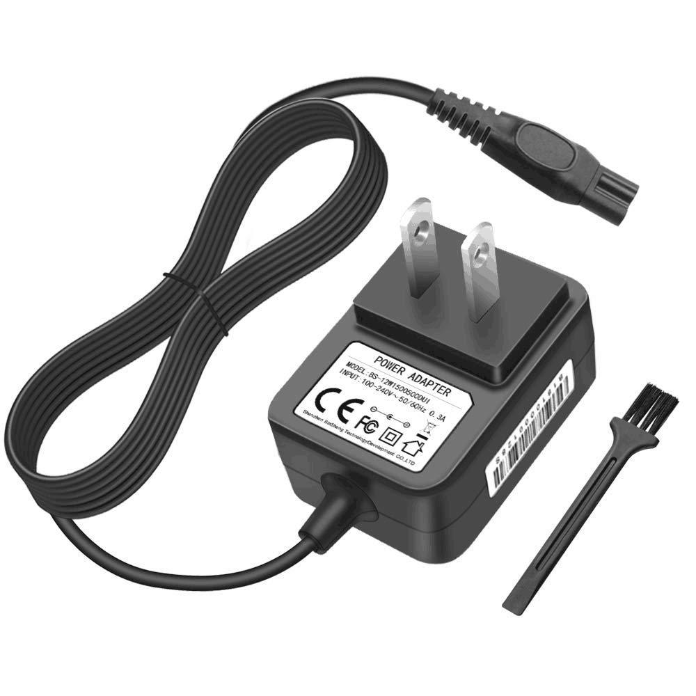 Gleichstromadapter Ladekabel für Philips Norelco Shaver HQ8500 HQ8505 HQ-8505