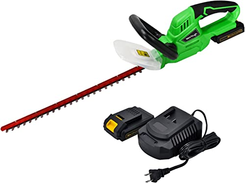 hyperpower 20V HT001 Cordless Hedge Trimmer Electric Garden Yard Trimmer
