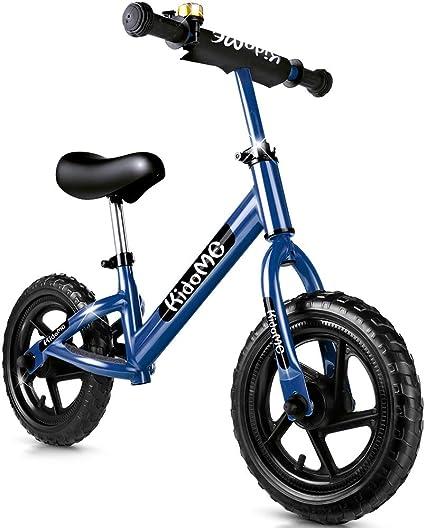"Bicicleta sin pedal para niños de 12 /""con asiento ajustable perfect balance bike"