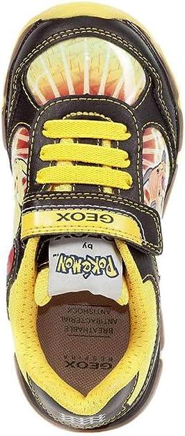Geox J Android Pokemon Kinder Sneaker J8444CC0054 (24 EU