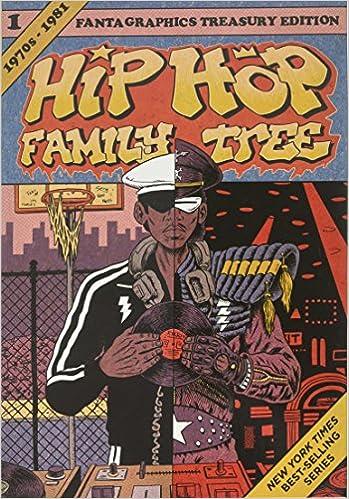 amazon hip hop family tree 1 fantagraphics treasury edition ed