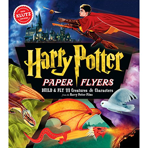 Klutz KLZ810639 Paper Flyers Kit, 27.94 x 24.76 x 1.9 cm, Multi-Colour