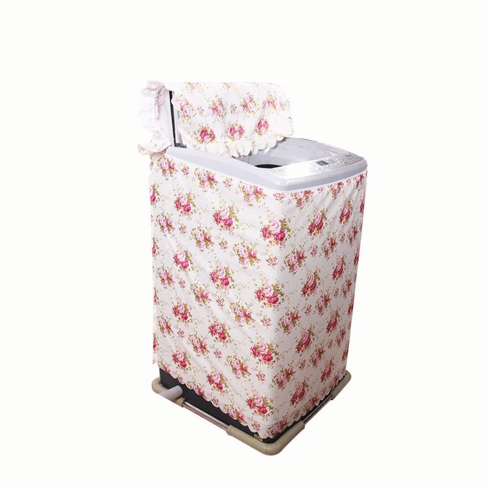 Tapa lavadora El Conjunto De Almohadillas Antipolvo Impermeables ...