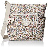 Kipling Melvin Printed Hobo Crossbody Bag