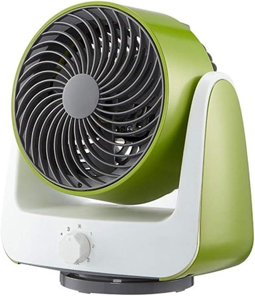 YINUO Fans Creative Mini Ventilador mecánico/Aire de turbina ...