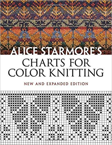 [0486484637] [9780486484631] Alice Starmore's Charts for Color Knitting: New and Expanded Edition (Dover Knitting, Crochet, Tatting, ()