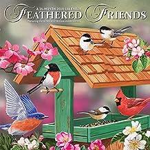 Feathered Friends 2018 Calendar