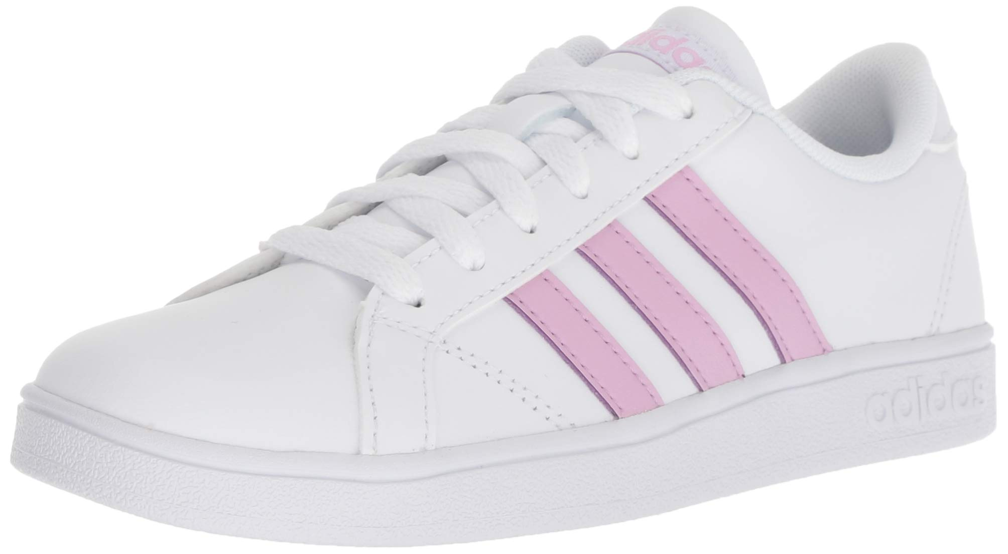 adidas Performance Unisex-Kids Baseline, White/Clear Lilac/White, 3.5 M US Big Kid