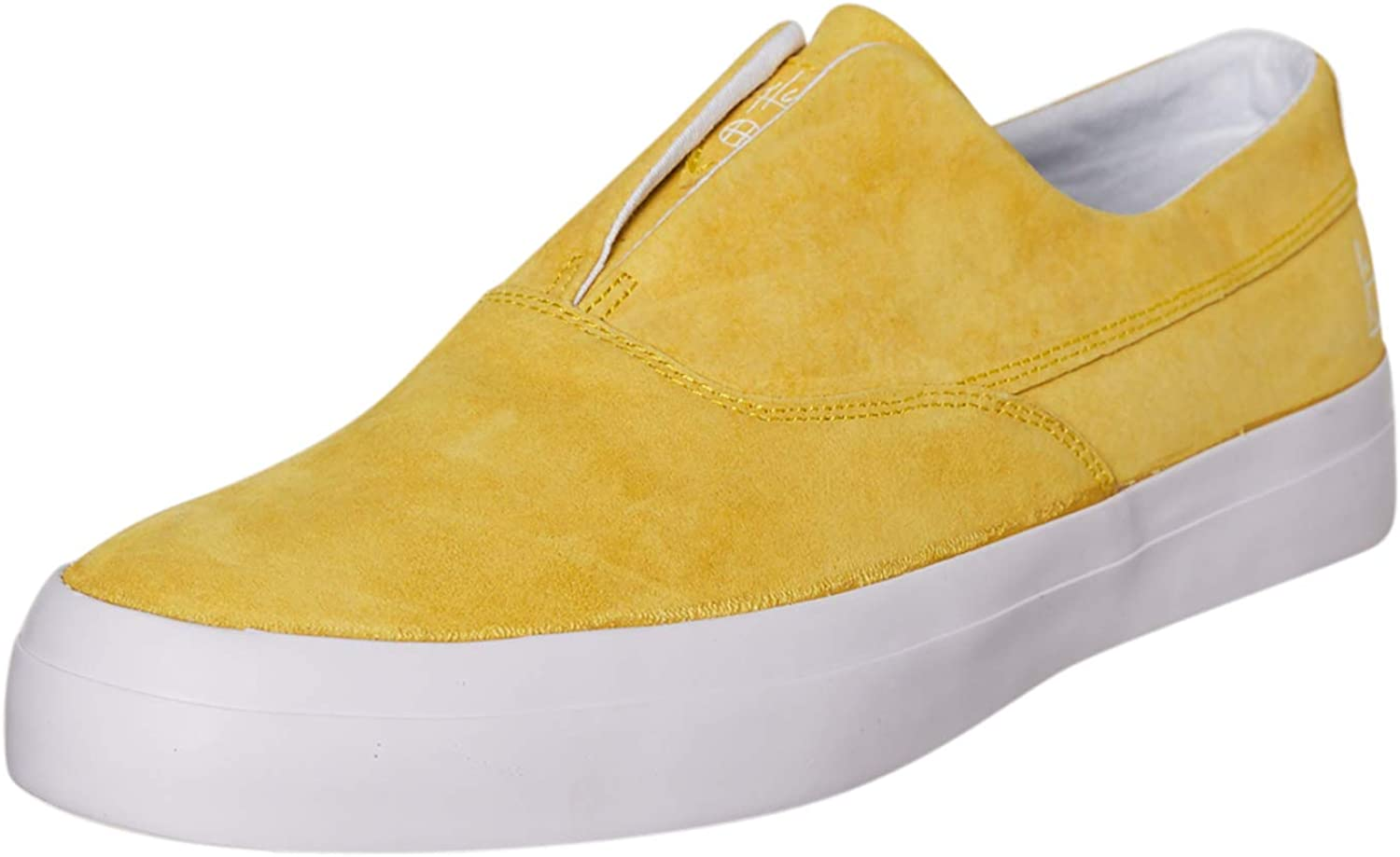 Yellow Huf Dylan Slip On Shoes