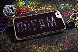iPhone 6S Plus Case,iPhone 6 Plus Case,ikasus Rose Gold Plating Mirror Dream Liquid Quicksand Flowing Floating Bling Glitter Sparkle Hard Back Soft TPU Bumper Cover Case for iPhone 6S/6 Plus 5.5\