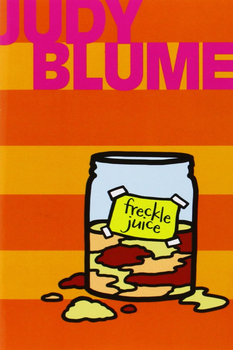 Freckle Juice Judy Blume product image