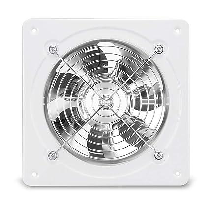 Ventilador de ventilación Industrial, Extractor, Extractor de Pared de la Cocina Campana de Cocina