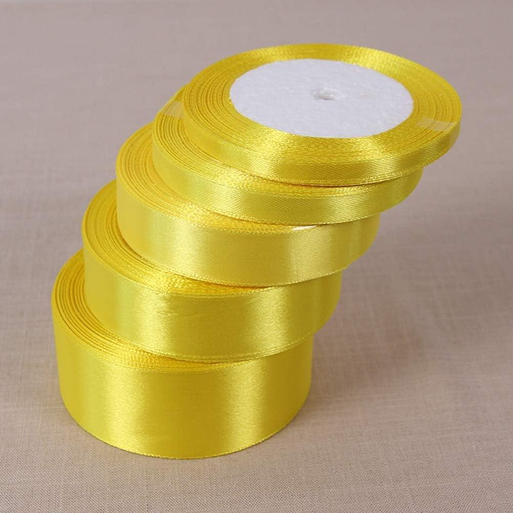 25 Yards Silk Satin Ribbon Wedding Party Decor Wrapping Xmas Apparel*SewingPLCA