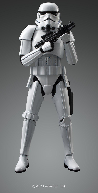 Star Wars Stormtrooper 1//12 Bandai 15 cm